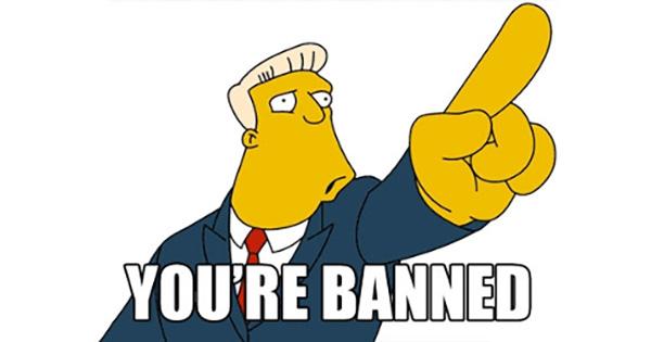Ban Forum