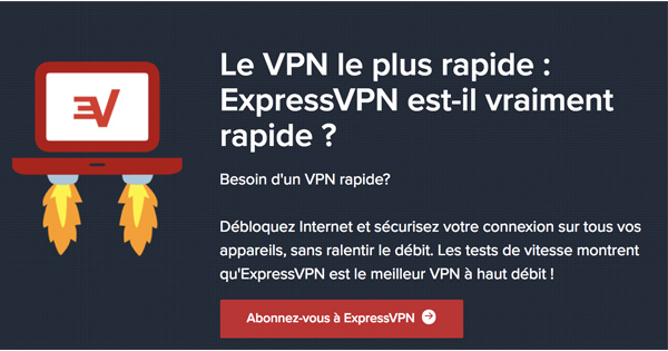 ExpressVPN Speed
