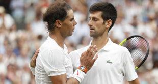 Nadal Djokovic streaming
