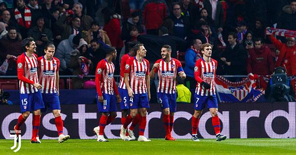 Atlético Juventus streaming