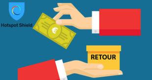 Remboursement Hotspot Shield