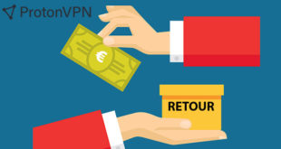 Remboursement ProtonVPN
