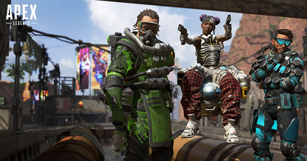 VPN pour Apex Legends