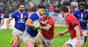 XI Nations de rugby à l'étranger