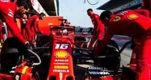 Chaînes Formule 1