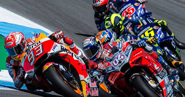 Chaînes MotoGP