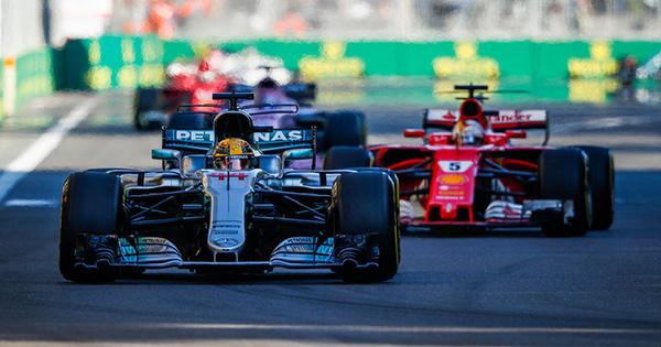 Streaming-Formule-1