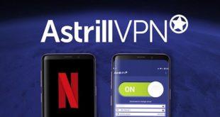 débloquer netflix avec astrill VPN