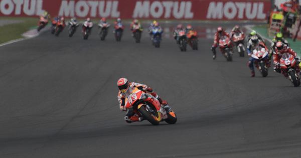 GP Amériques MotoGP