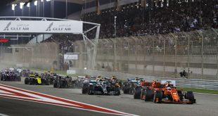 GP de Chine de F1