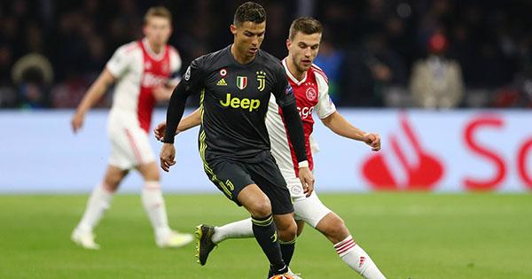 Juventus Ajax en streaming