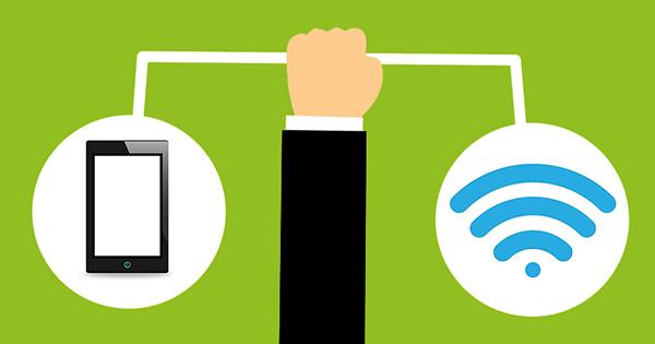 VPN partage de connexion