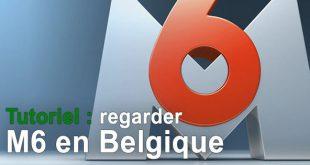 Déblocage M6 Belgique