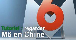 M6 en Chine