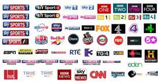 Télévision anglaise en France