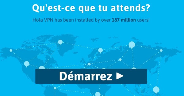 Avis Hola VPN