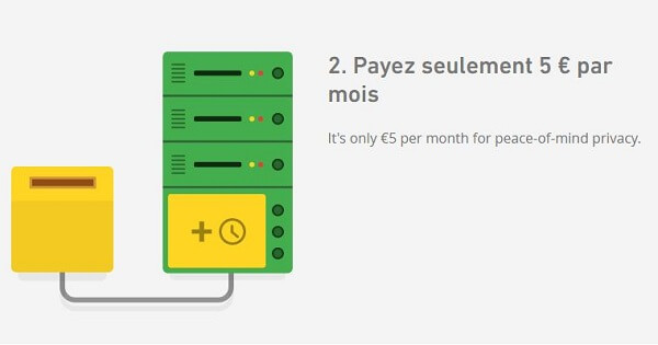 Avis Mullvad VPN prix