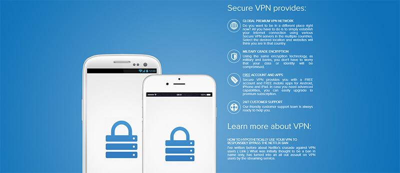 Présentation SecureVPN