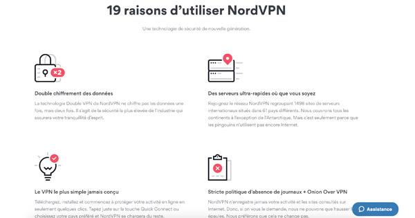 Utiliser-NordVPN