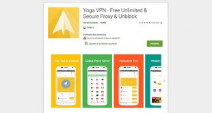 Avis Yoga VPN
