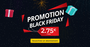 Promo Black Friday de CyberGhost